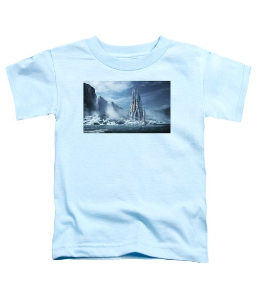 Gothic Fantasy Or Expiatory Temple Toddler T-Shirt