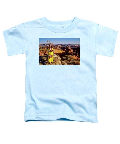 Grass Dancer Toddler T-Shirt