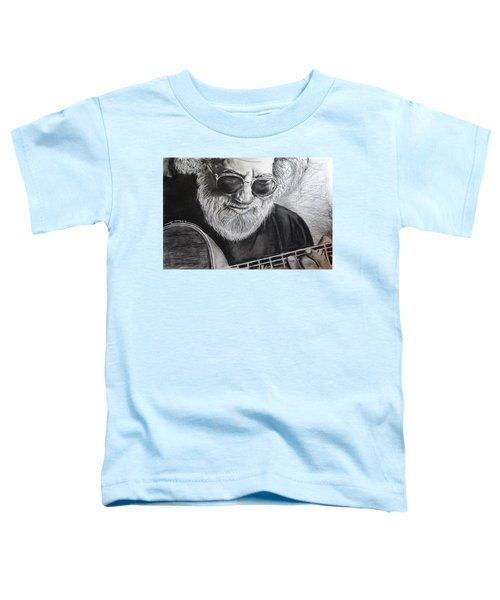 Grateful Dude Toddler T-Shirt