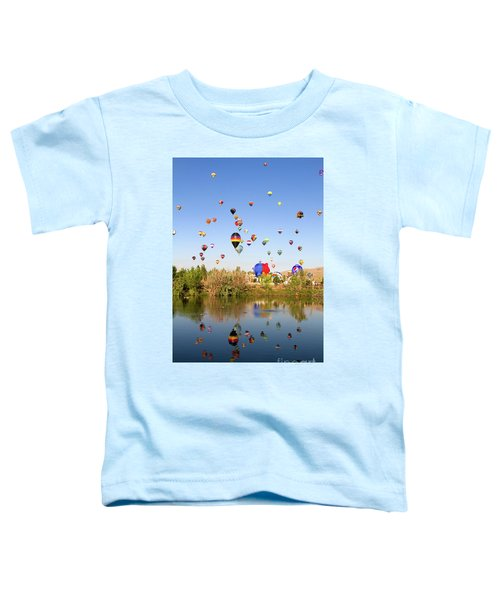 Great Reno Balloon Races Toddler T-Shirt