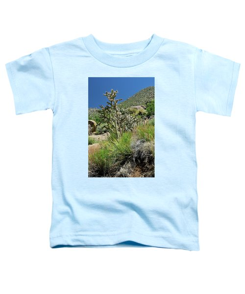 Greening Of The High Desert Toddler T-Shirt