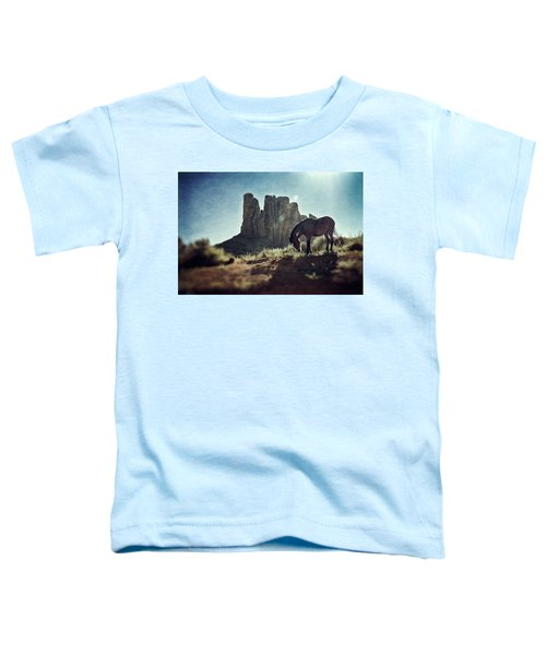 Greetings From The Wild West Toddler T-Shirt