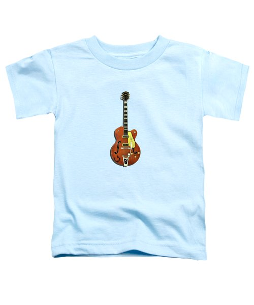 Gretsch 6120 1956 Toddler T-Shirt by Mark Rogan