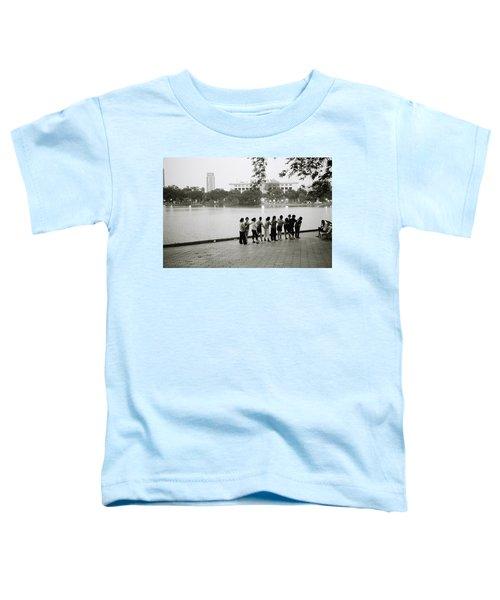 Group Massage Toddler T-Shirt