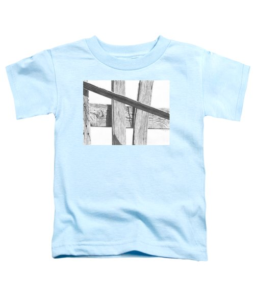 Guarding Time Toddler T-Shirt