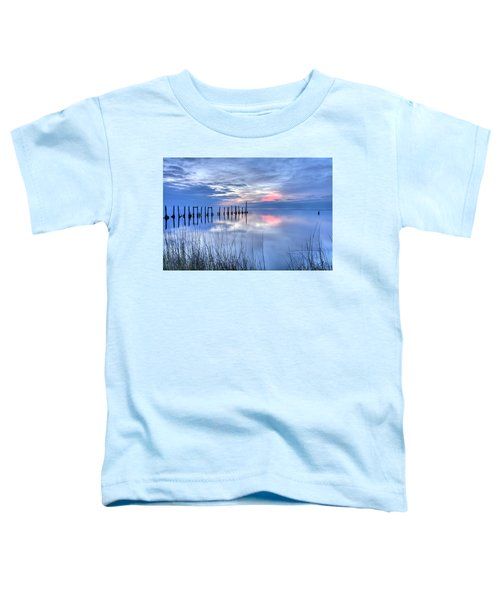 Gulf Reflections Toddler T-Shirt