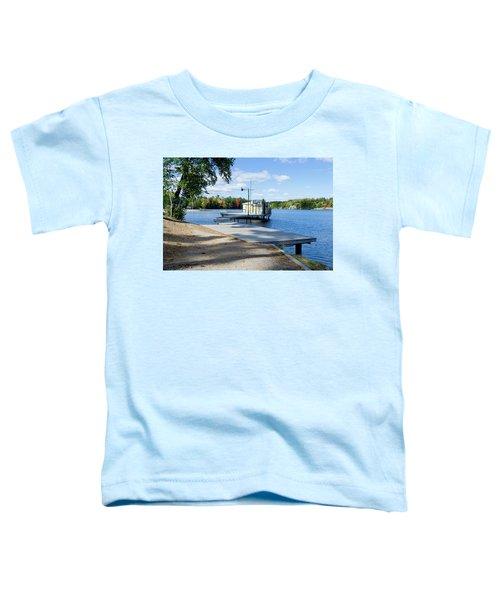 Gull Lake Park Gravenhurst 2 Toddler T-Shirt