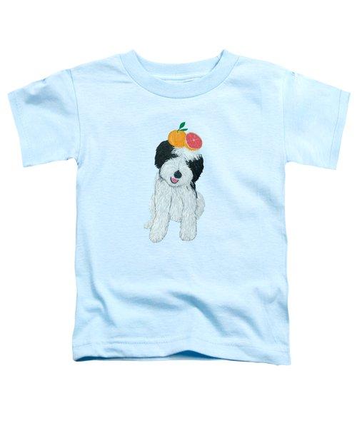 Gus - Grapefruit Toddler T-Shirt