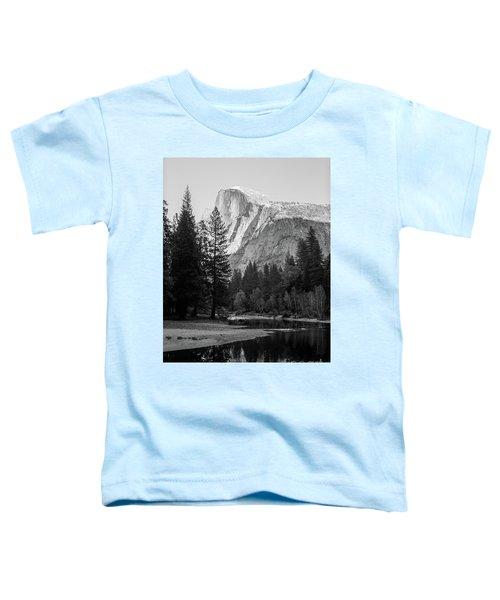 Half Dome  Toddler T-Shirt