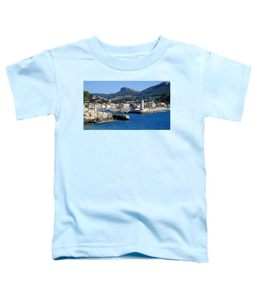 Harbor Of Cassis Toddler T-Shirt