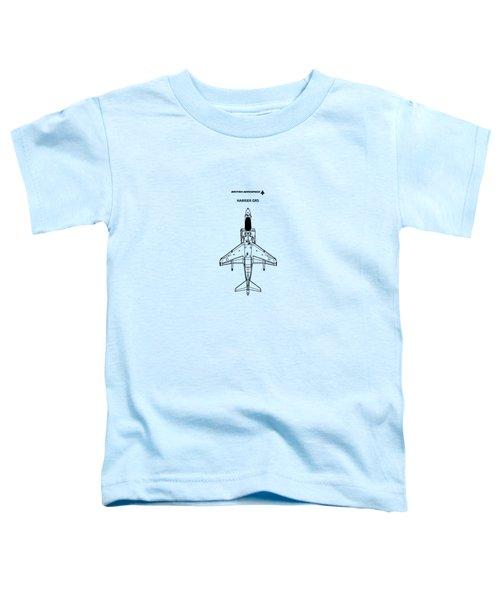Harrier Gr5 Toddler T-Shirt