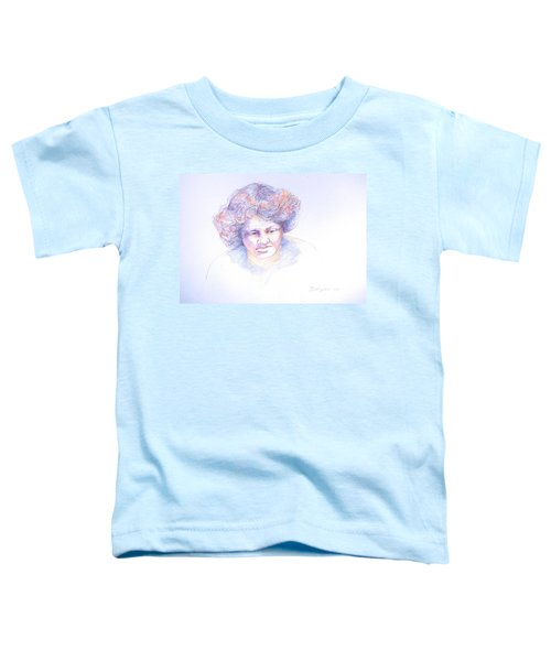 Head Study 4 Toddler T-Shirt