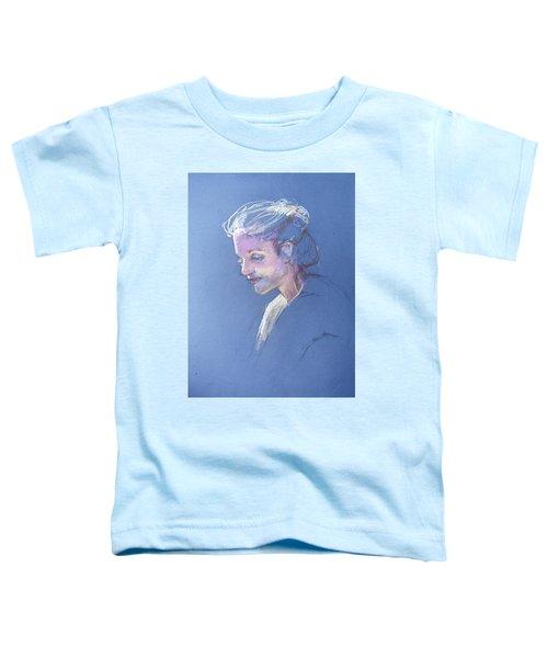Head Study 6 Toddler T-Shirt