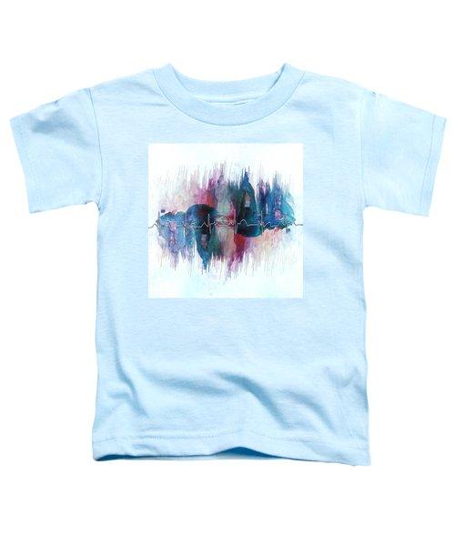 Heartbeat Drama Toddler T-Shirt