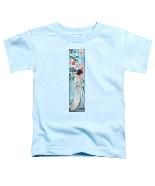 Heaven On Earth Toddler T-Shirt