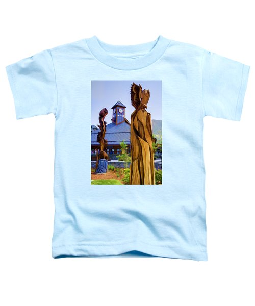 Heavenly Carvings Toddler T-Shirt