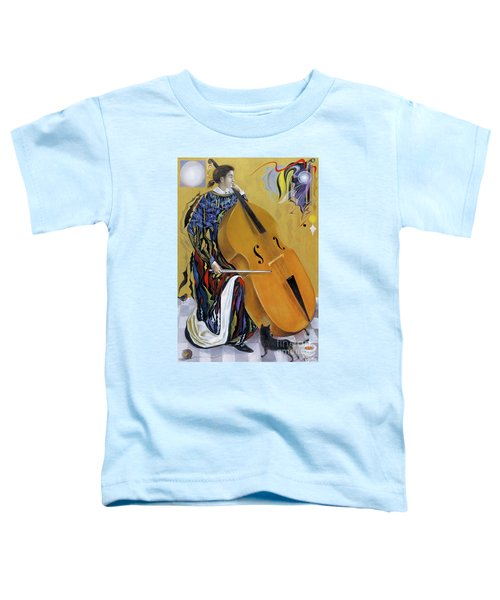 Hebrew Meditations Toddler T-Shirt