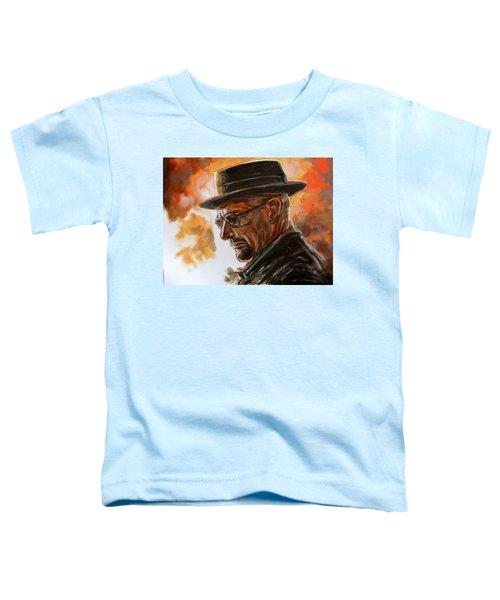 Heisenberg Toddler T-Shirt
