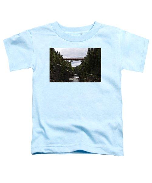 Helvetefallet Dalarna Sweden Toddler T-Shirt