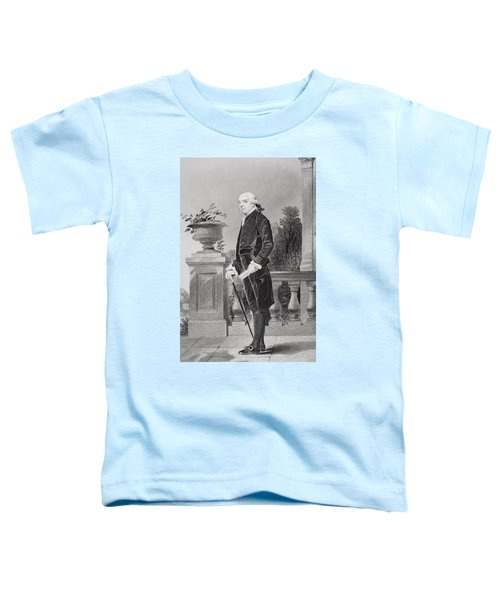 Henry Laurens 1724 - 1792. American Toddler T-Shirt