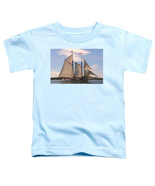 Heritage Full Sail Toddler T-Shirt