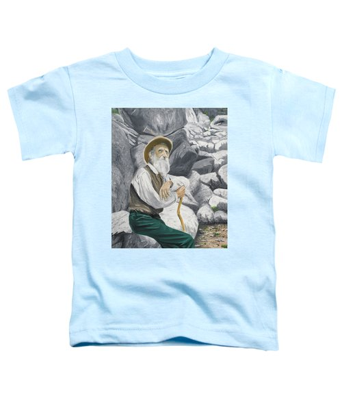 Hero Of The Land Toddler T-Shirt