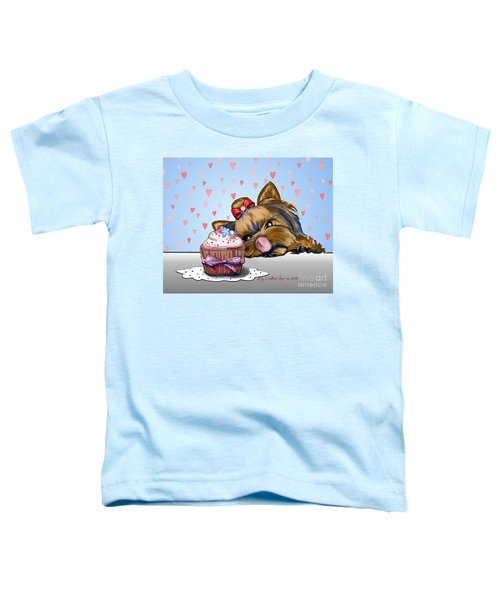 Hey There Cupcake Toddler T-Shirt