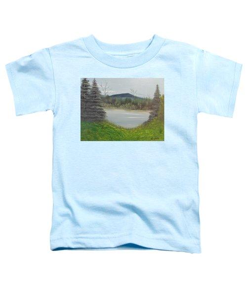 Hidden Pond  Toddler T-Shirt