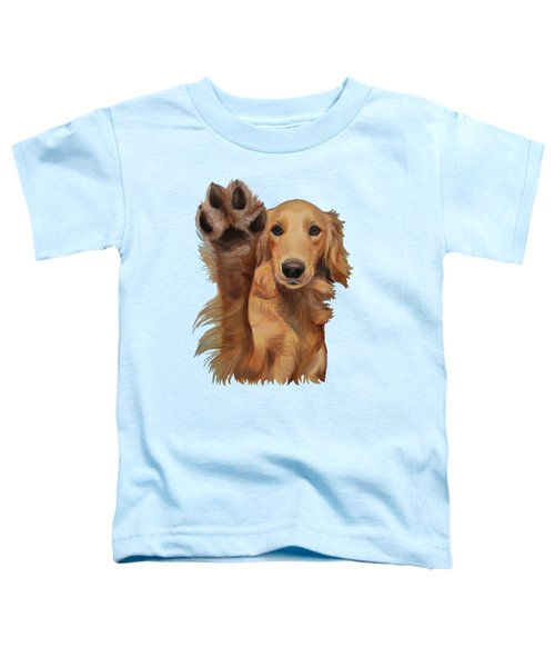 High Five Toddler T-Shirt