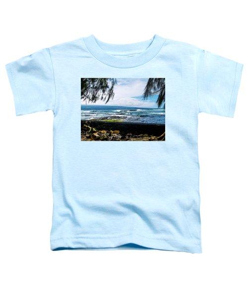 Hilo Bay Dreaming Toddler T-Shirt