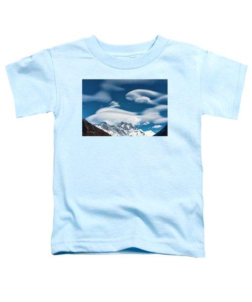 Himalayan Sky Toddler T-Shirt
