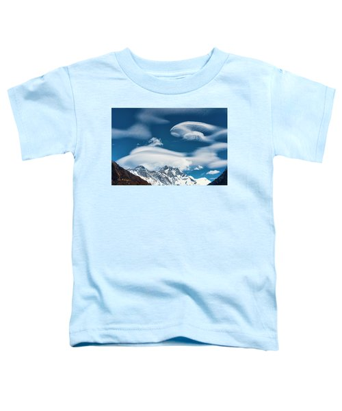 Himalayan Sky Toddler T-Shirt