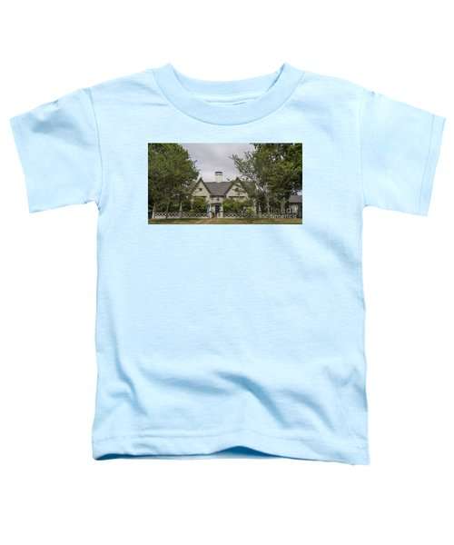 Historic House In Salem Toddler T-Shirt