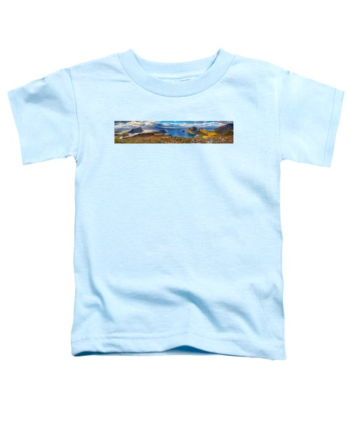 Holandsmelen Panorama Toddler T-Shirt