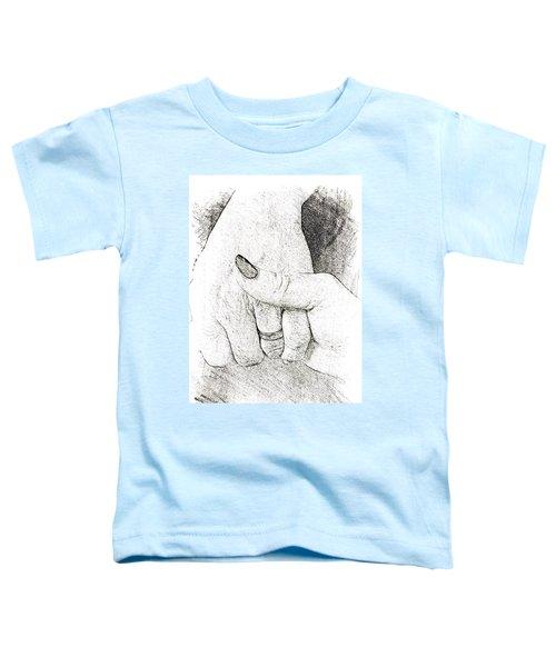 Holding Hands  Toddler T-Shirt