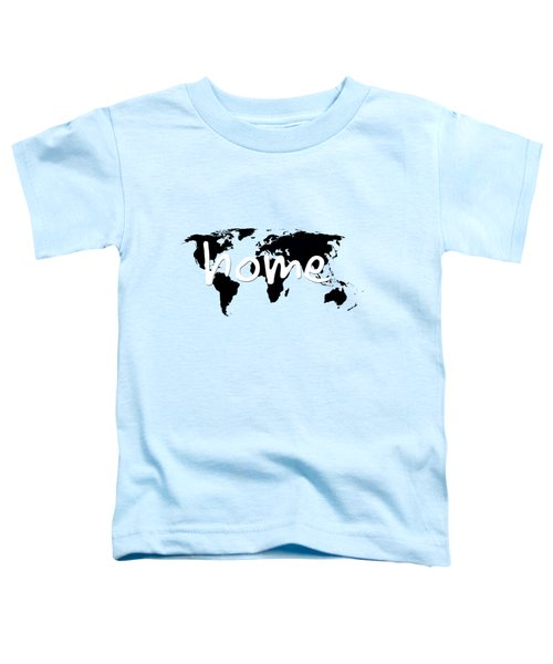 Home 2 Toddler T-Shirt