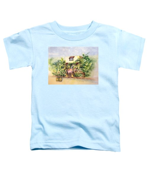 Home On Belmont Shore Toddler T-Shirt