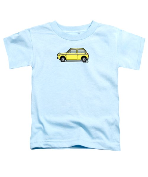 Honda N360 Yellow Kei Car Toddler T-Shirt