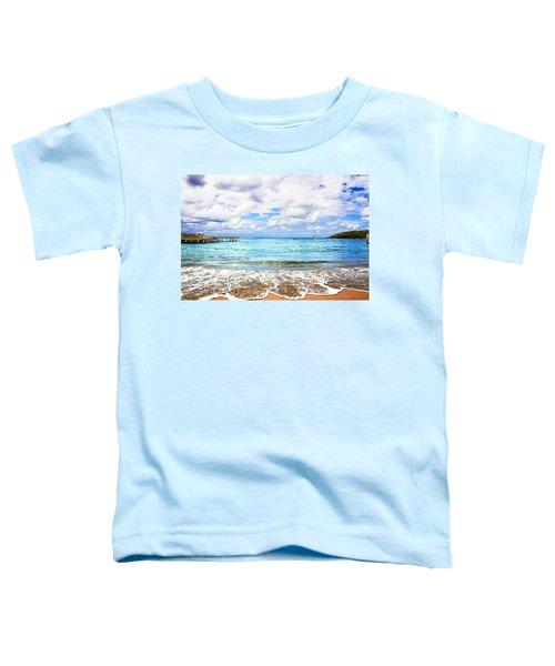 Honduras Beach Toddler T-Shirt