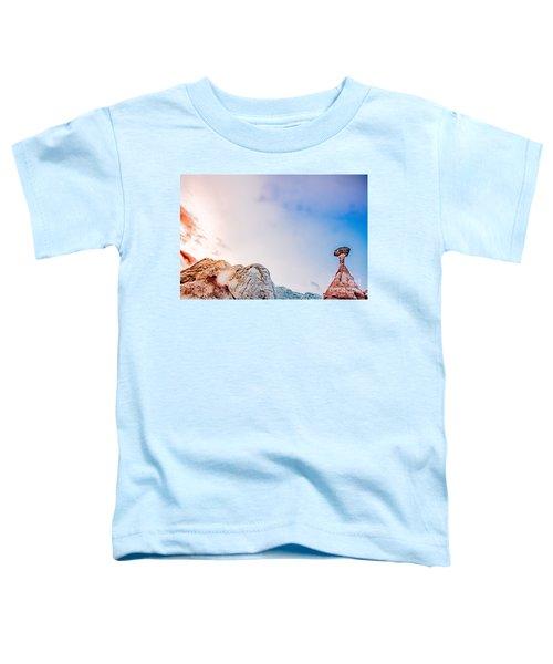 Hoo Doos At Sunset Toddler T-Shirt
