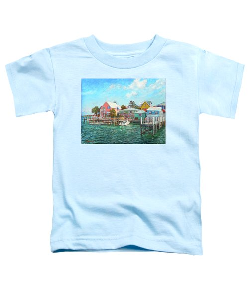 Hope Town By The Sea Toddler T-Shirt