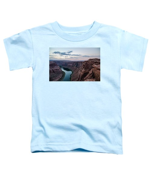 Horseshoe Bend No. 2 Toddler T-Shirt