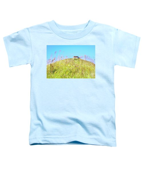 House On The Hill Toddler T-Shirt
