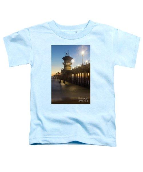 Huntington Peir  Toddler T-Shirt