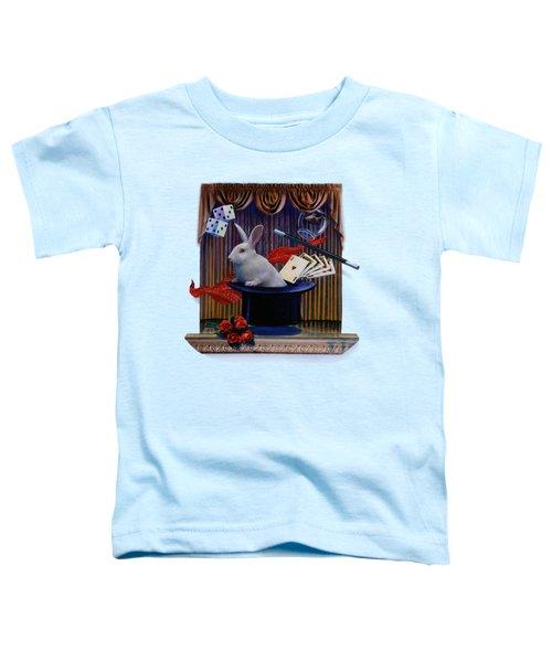 I Believe In Magic Toddler T-Shirt