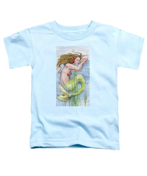 Mermaid Toddler T-Shirt