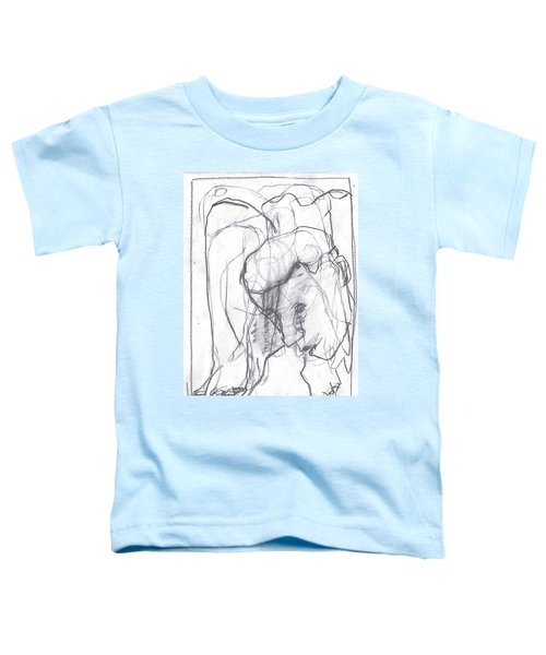 I Was Born In A Mine 12 Toddler T-Shirt
