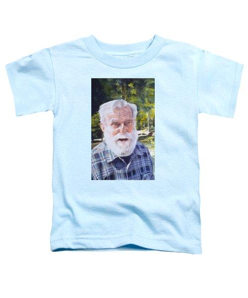 Ian Toddler T-Shirt
