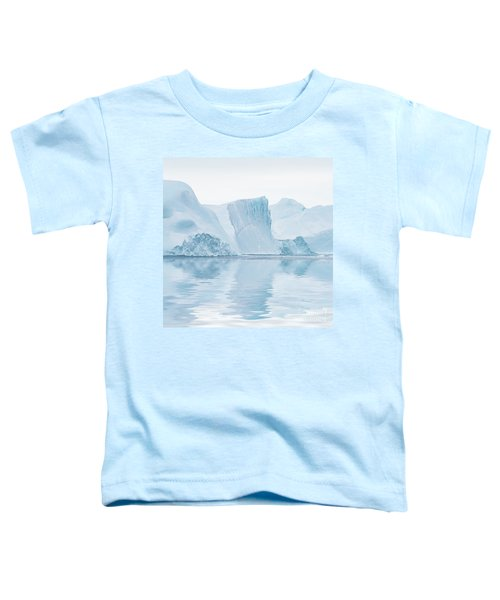 Iceberg In Disko Bay Greenland Toddler T-Shirt