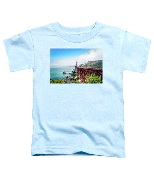Iconic Bridge Toddler T-Shirt